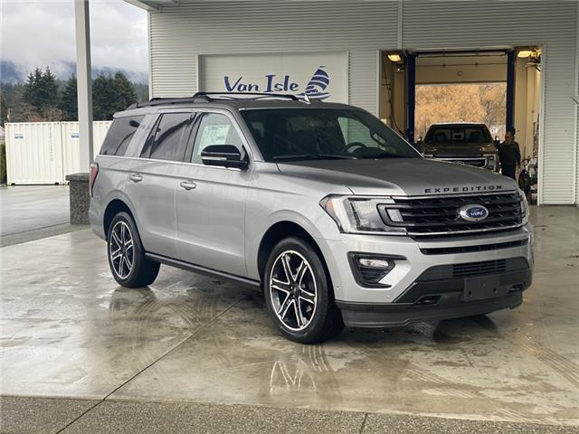 2021 Ford Expedition Limited (Stk: 21031) in Port Alberni - Image 1 of 20