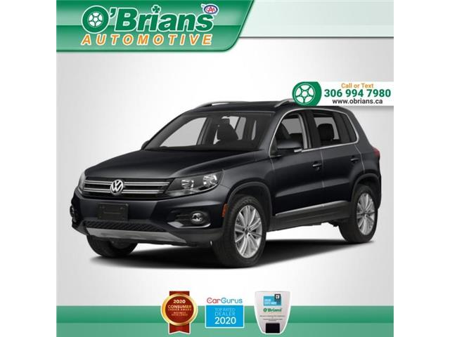 2014 Volkswagen Tiguan Highline (Stk: 14235B) in Saskatoon - Image 1 of 1