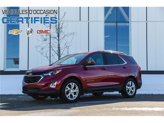 2019 Chevrolet Equinox LT (Stk: 34494A) in Trois-Rivières - Image 1 of 30