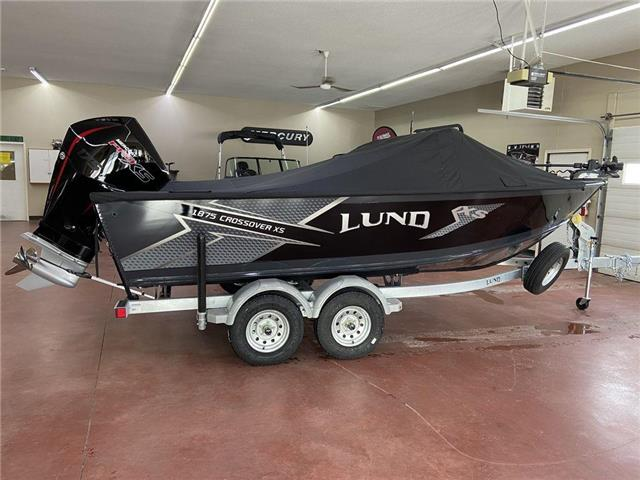 2021 Lund 1875 Crossover XS Sport  (Stk: YB21-73) in Nipawin - Image 1 of 22