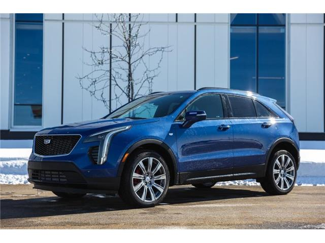 2021 Cadillac XT4 Sport (Stk: M0349) in Trois-Rivières - Image 1 of 30