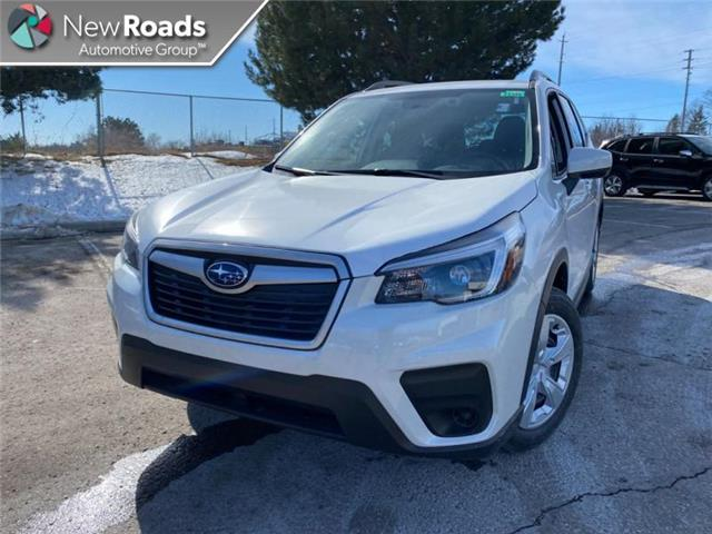 2021 Subaru Forester Base (Stk: S21165) in Newmarket - Image 1 of 22