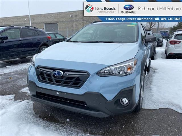 2021 Subaru Crosstrek Outdoor w/Eyesight (Stk: 35704) in RICHMOND HILL - Image 1 of 9