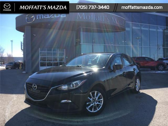 2016 Mazda Mazda3 Sport GS (Stk: P7991A) in Barrie - Image 1 of 20