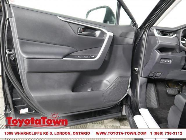 2021 Toyota RAV4 LE (Stk: F0488) in London - Image 1 of 30