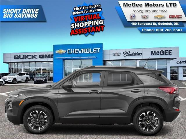 2021 Chevrolet TrailBlazer LT (Stk: 003009) in Goderich - Image 1 of 1