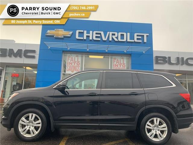 2017 Honda Pilot LX (Stk: PS20-066) in Parry Sound - Image 1 of 20