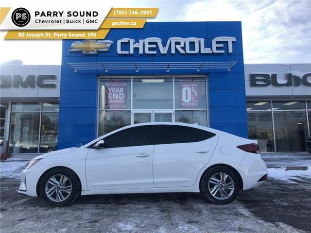 2020 Hyundai Elantra  (Stk: 21-060A) in Parry Sound - Image 1 of 15