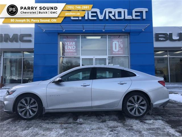 2018 Chevrolet Malibu Premier (Stk: 20-132A) in Parry Sound - Image 1 of 20