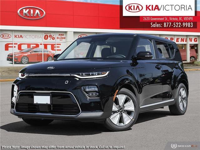2021 Kia Soul EV EV Premium (Stk: SO21-070EV) in Victoria - Image 1 of 23