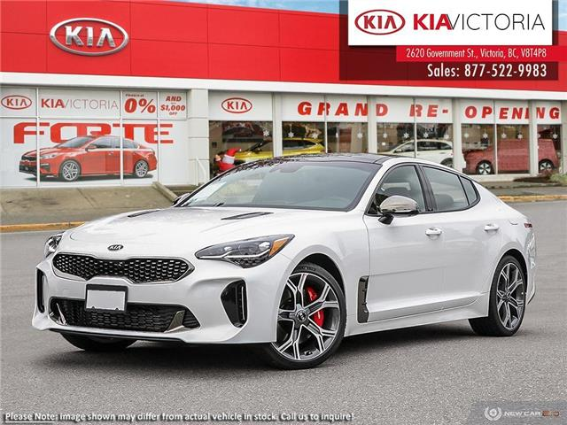 2021 Kia Stinger GT Limited w/Red Interior (Stk: ST21-117) in Victoria - Image 1 of 23