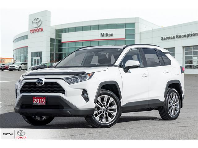 2019 Toyota RAV4 XLE (Stk: 033897A) in Milton - Image 1 of 24