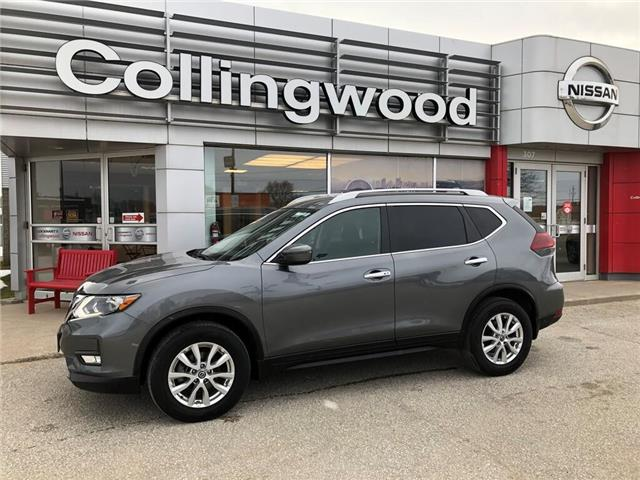 2019 Nissan Rogue SV (Stk: P4829A) in Collingwood - Image 1 of 22