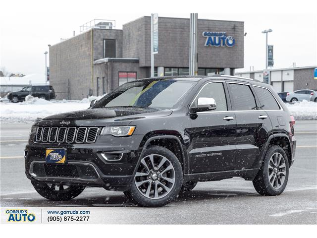2018 Jeep Grand Cherokee Limited (Stk: 185449) in Milton - Image 1 of 24
