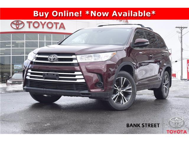 2017 Toyota Highlander LE (Stk: L28931) in Ottawa - Image 1 of 23