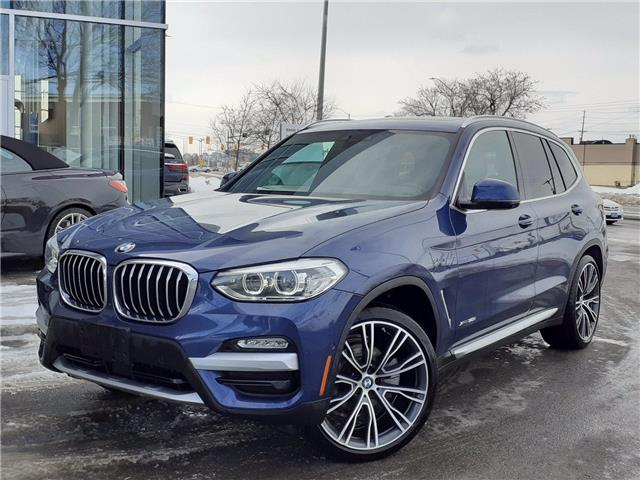 2018 BMW X3 xDrive30i (Stk: P9742) in Gloucester - Image 1 of 25