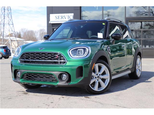 2021 MINI Countryman Cooper S (Stk: 4106) in Ottawa - Image 1 of 29