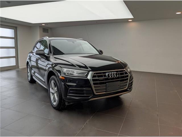 2018 Audi Q5 2.0T Progressiv (Stk: L9922) in Oakville - Image 1 of 18