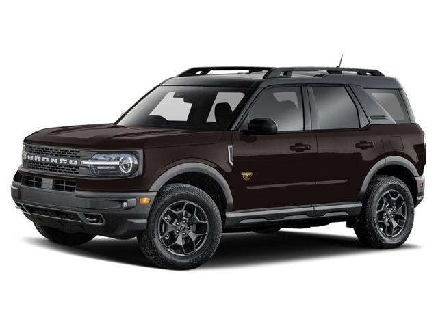 2021 Ford Bronco Sport Big Bend (Stk: MRB010) in Fort Saskatchewan - Image 1 of 2