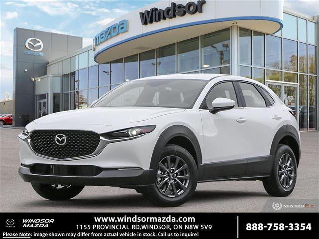 2021 Mazda CX-30 GX (Stk: X344609) in Windsor - Image 1 of 23