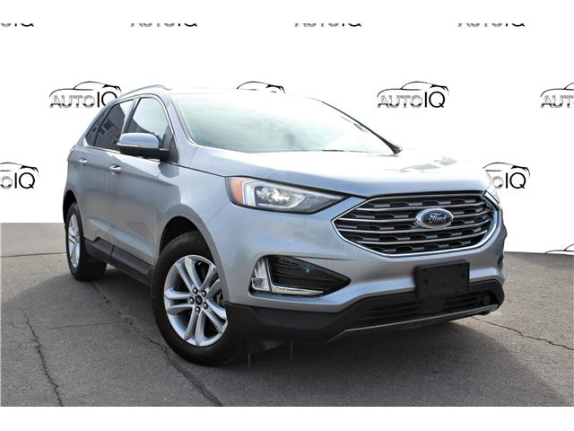 2020 Ford Edge SEL Silver