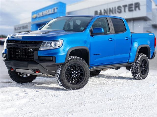 2021 Chevrolet Colorado ZR2 (Stk: 21-068) in Edson - Image 1 of 15