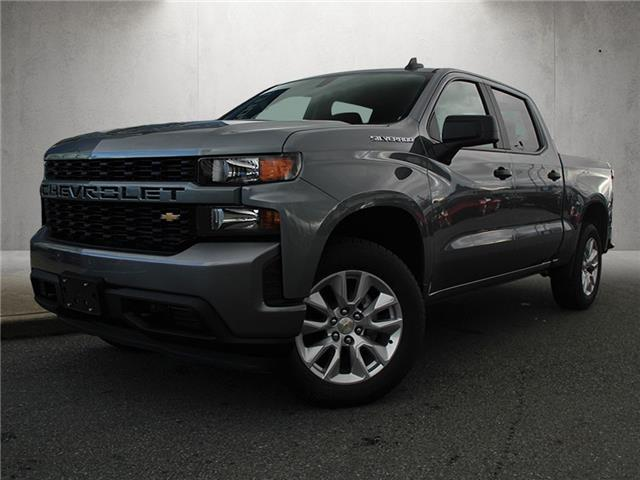 2021 Chevrolet Silverado 1500 Custom (Stk: 219-8633) in Chilliwack - Image 1 of 10