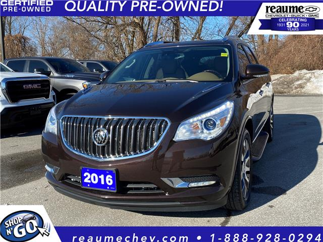 2016 Buick Enclave Premium (Stk: 20-0599A) in LaSalle - Image 1 of 29