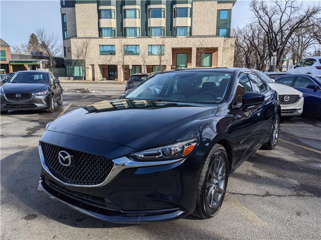 2018 Mazda MAZDA6 GS JM1GL1UM6J1304017 NT3257 in Calgary