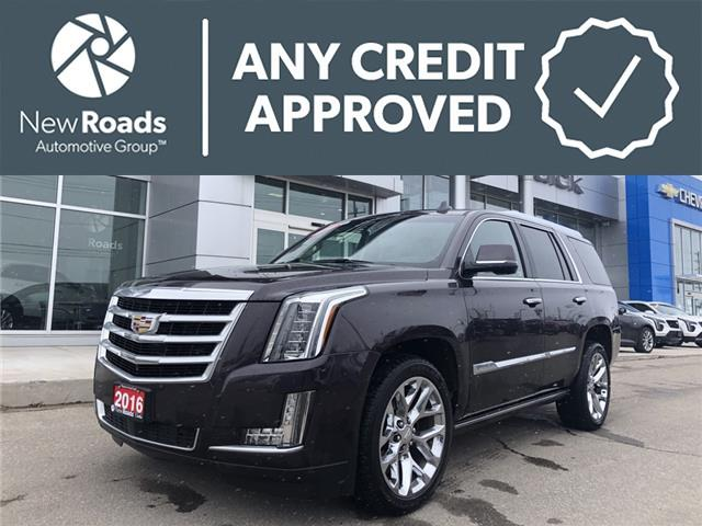 2016 Cadillac Escalade Premium Collection (Stk: R250715A) in Newmarket - Image 1 of 30