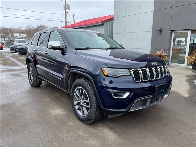 2017 Jeep Grand Cherokee Limited (Stk: 14821) in Regina - Image 1 of 26
