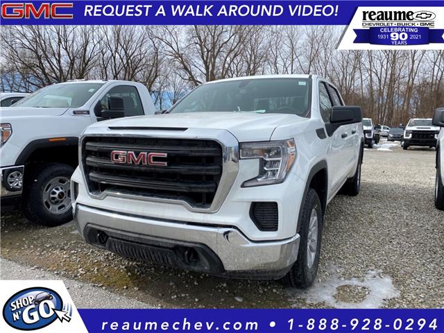 2021 GMC Sierra 1500 Base (Stk: 21-0384) in LaSalle - Image 1 of 6