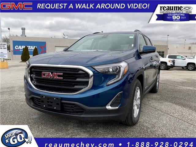 2021 GMC Terrain SLE (Stk: 21-0167) in LaSalle - Image 1 of 8