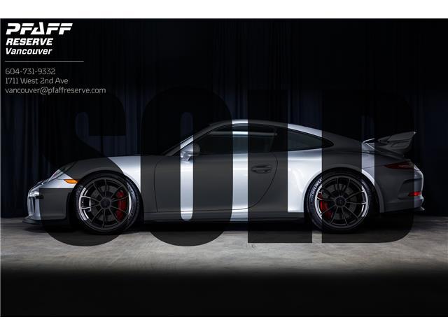 2014 Porsche 911 GT3 (Stk: VU0536) in Vancouver - Image 1 of 13