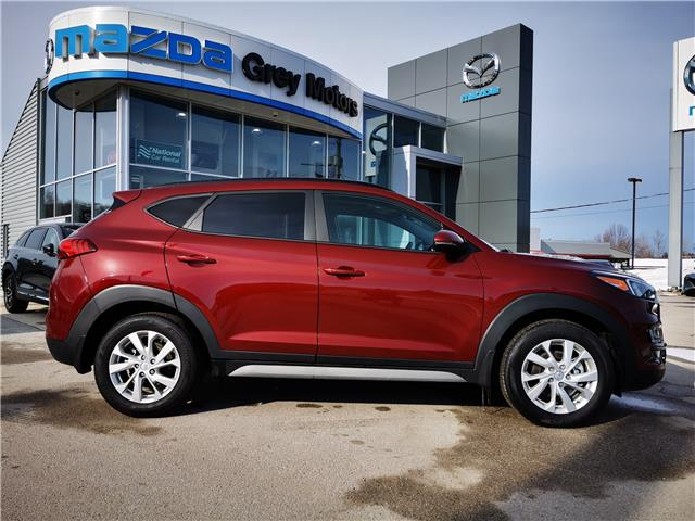 2020 Hyundai Tucson Preferred (Stk: 21053A) in Owen Sound - Image 1 of 21