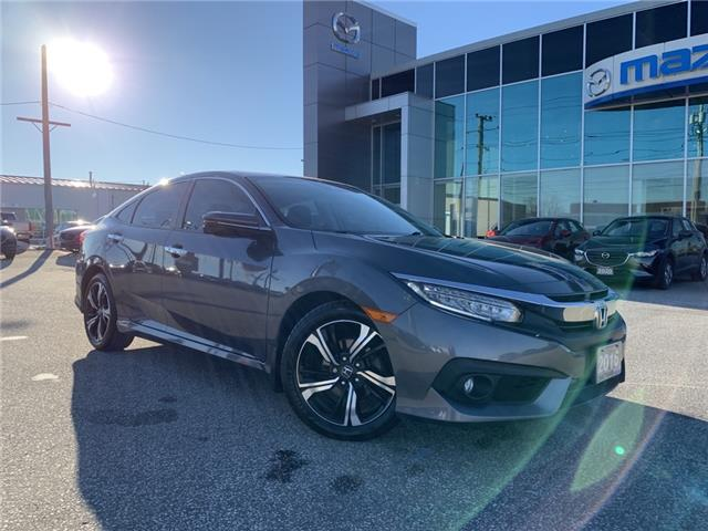 2016 Honda Civic Touring (Stk: UM2438A) in Chatham - Image 1 of 23
