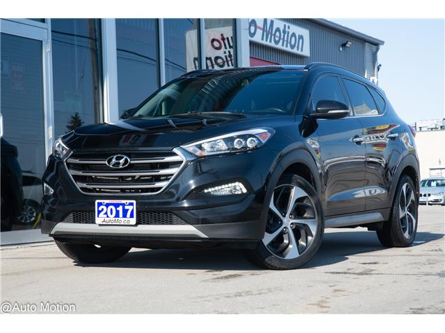 2017 Hyundai Tucson  (Stk: 21211) in Chatham - Image 1 of 27