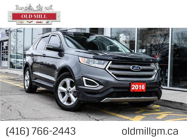2016 Ford Edge SEL (Stk: B28235U) in Toronto - Image 1 of 17