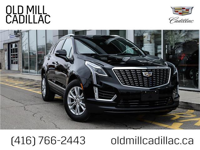 2021 Cadillac XT5 Luxury (Stk: MZ127041) in Toronto - Image 1 of 21