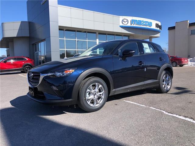 2021 Mazda CX-3 GS (Stk: 21T097) in Kingston - Image 1 of 15