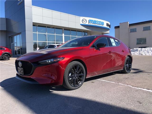 2021 Mazda Mazda3 Sport GT w/Turbo (Stk: 21C035) in Kingston - Image 1 of 16