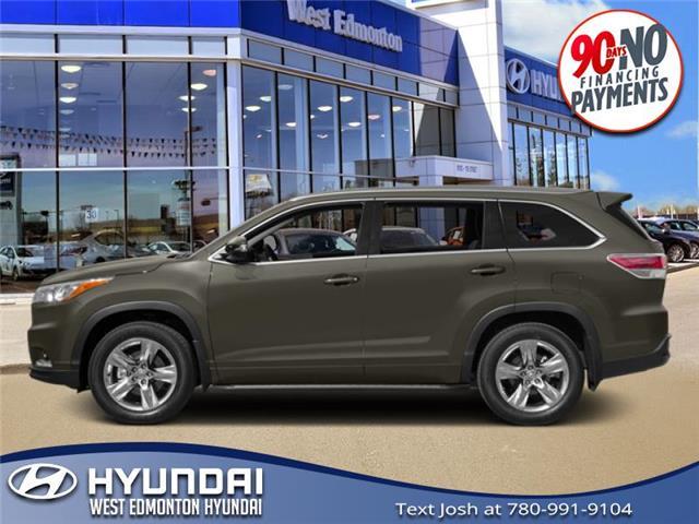 Used 2014 Toyota Highlander   - Edmonton - West Edmonton Hyundai