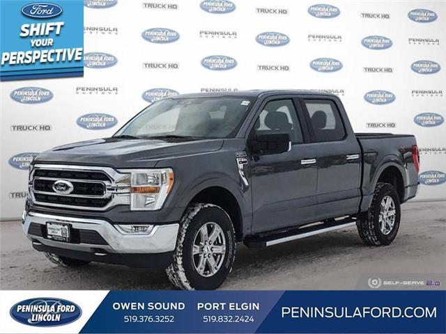 2021 Ford F-150 XLT (Stk: 21FE50) in Owen Sound - Image 1 of 24