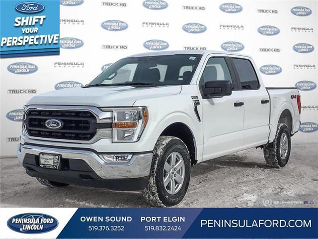 2021 Ford F-150 XLT (Stk: 21FE61) in Owen Sound - Image 1 of 24