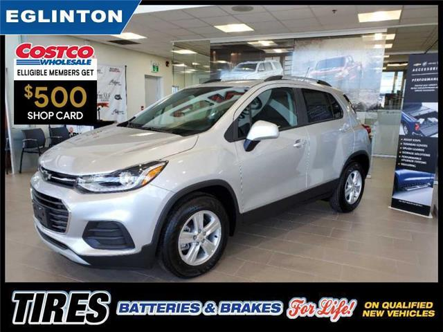 2021 Chevrolet Trax LT (Stk: MB327331) in Mississauga - Image 1 of 21