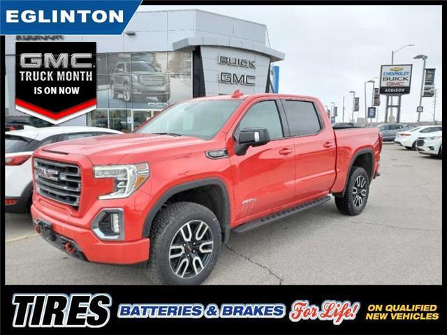 2021 GMC Sierra 1500 AT4 (Stk: MZ221295) in Mississauga - Image 1 of 26