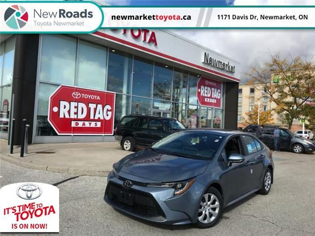 2021 Toyota Corolla LE (Stk: 35624) in Newmarket - Image 1 of 21
