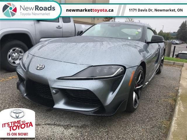 2021 Toyota GR Supra 3.0 Premium (Stk: 35645) in Newmarket - Image 1 of 8