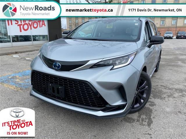2021 Toyota Sienna XSE 7-Passenger (Stk: 35925) in Newmarket - Image 1 of 22