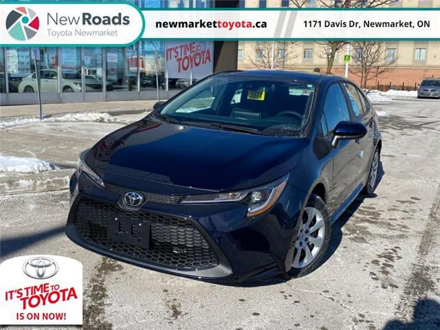 2021 Toyota Corolla LE (Stk: 35971) in Newmarket - Image 1 of 21